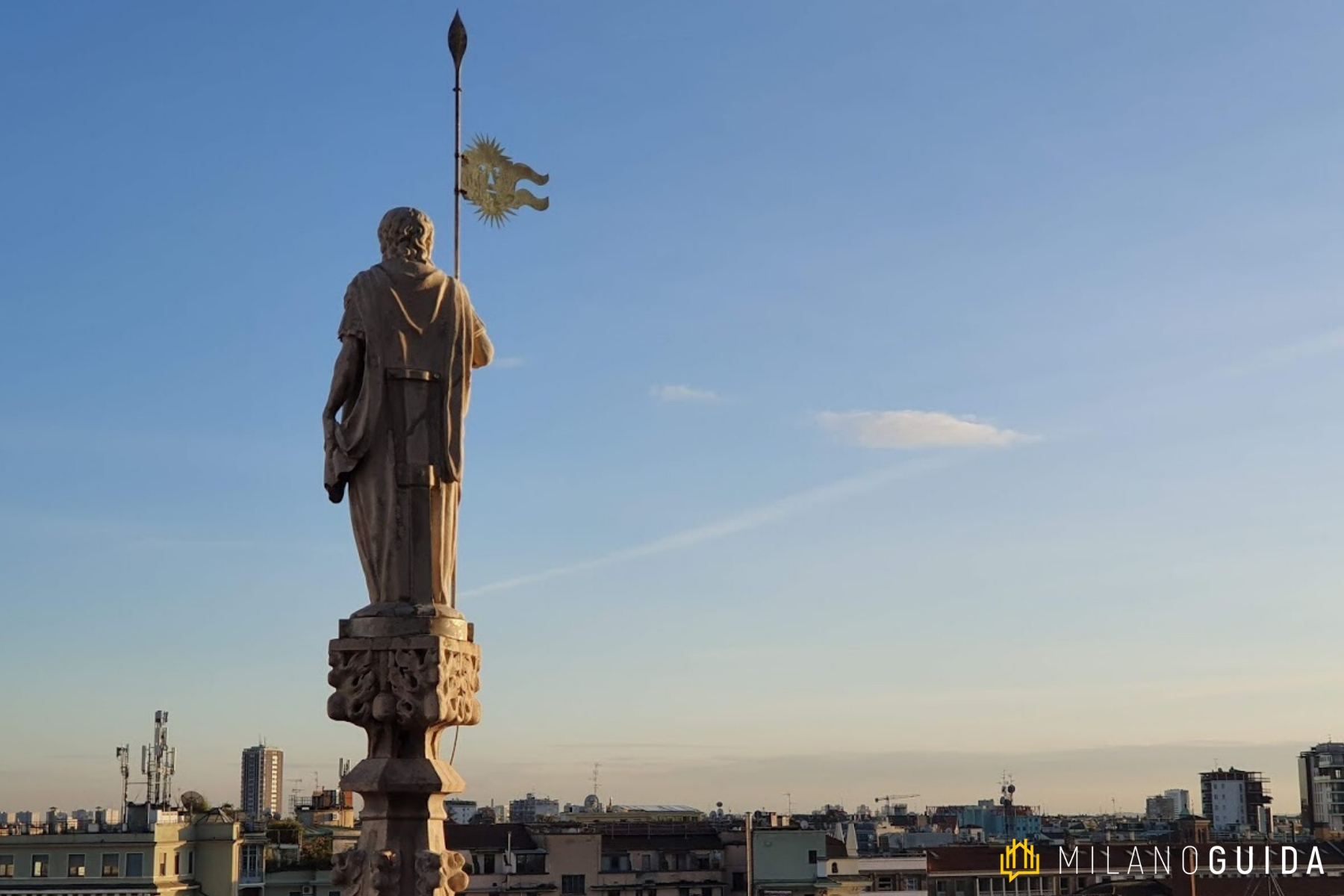 Visita guidata Terrazze Duomo Milano