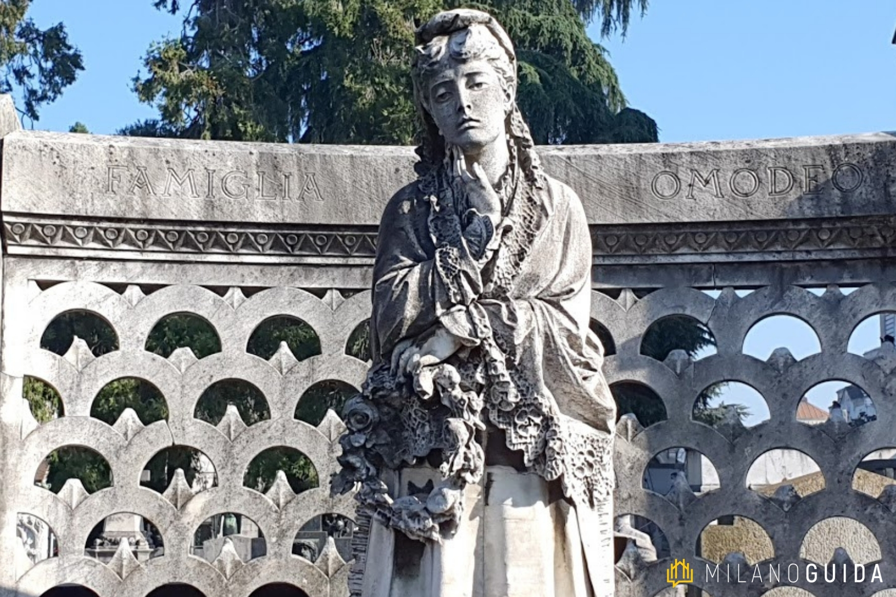 Visita guidata al Cimitero Monumentale: stili, simboli e grandi maestri