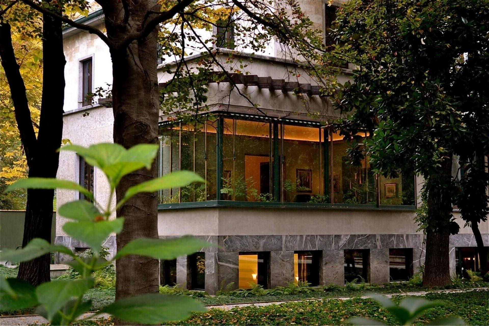 Visita guidata Villa Necchi Campiglio