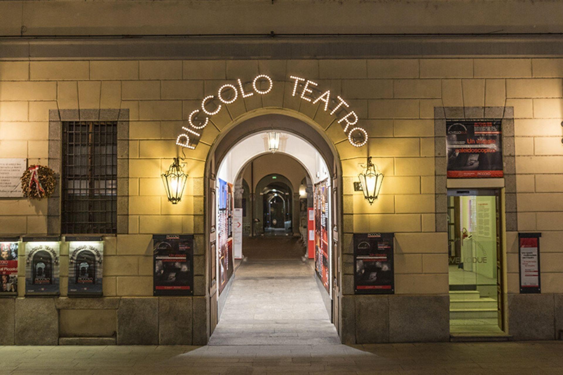 Visita guidata Piccolo Teatro Grassi