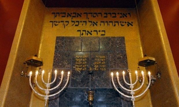 Visita guidata Sinagoga Milano Giardino della Guastalla