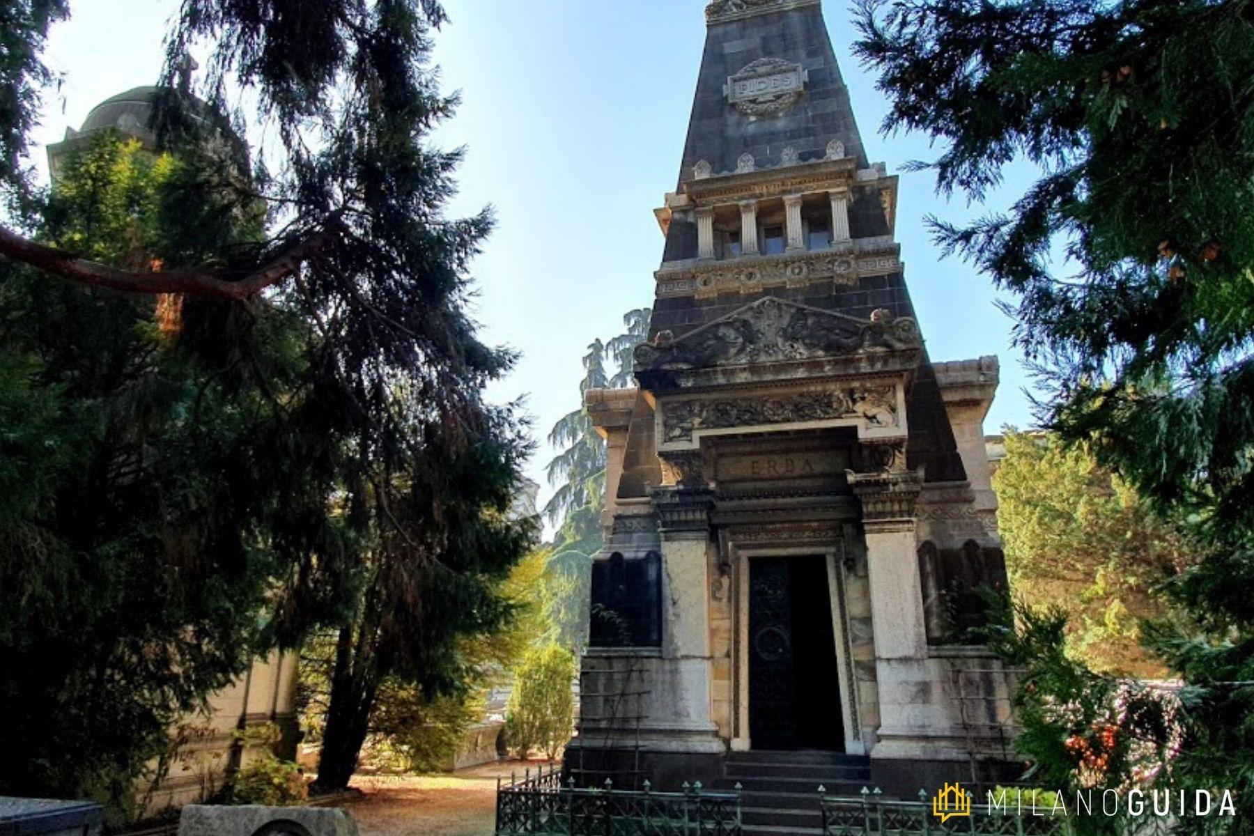 Visita guidata al Cimitero Monumentale: I grandi imprenditori