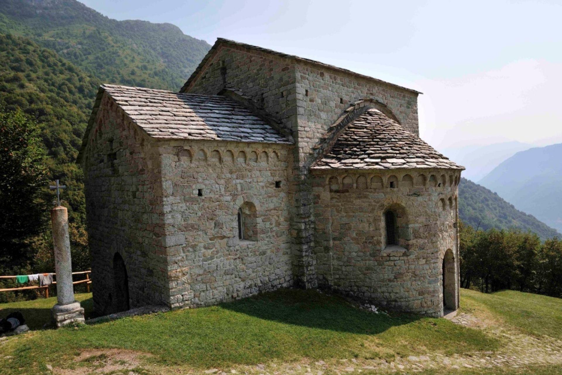 Visita guidata San Pietro al Monte Civate