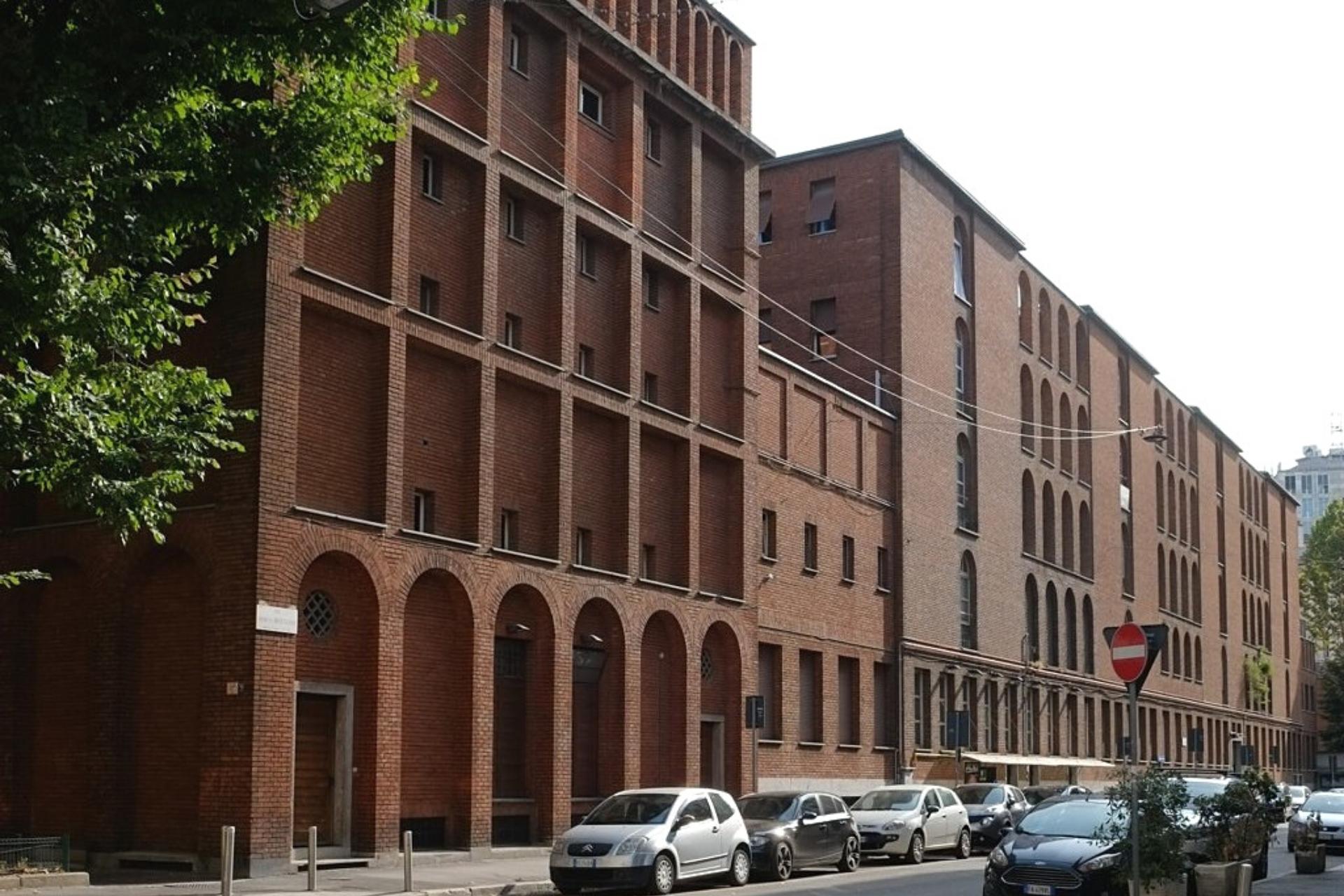 Muzio a Milano