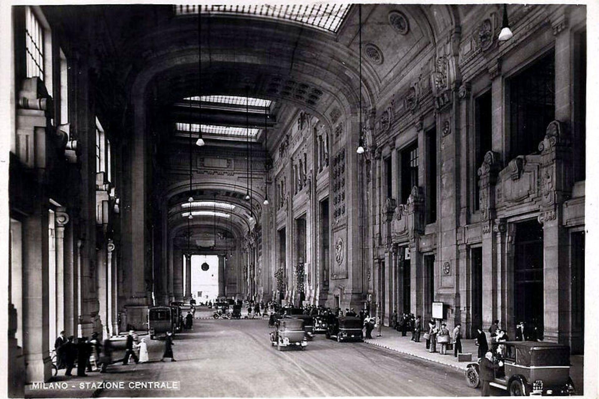 Visita guidata Padiglioni Reale Stazione Centrale