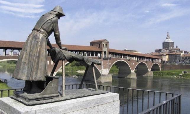 Visita guidata a Pavia