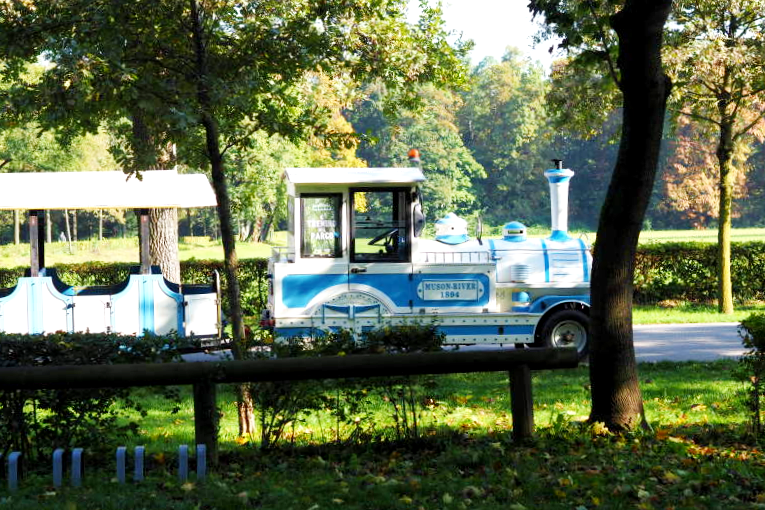 Visita guidata Trenino Parco di Monza