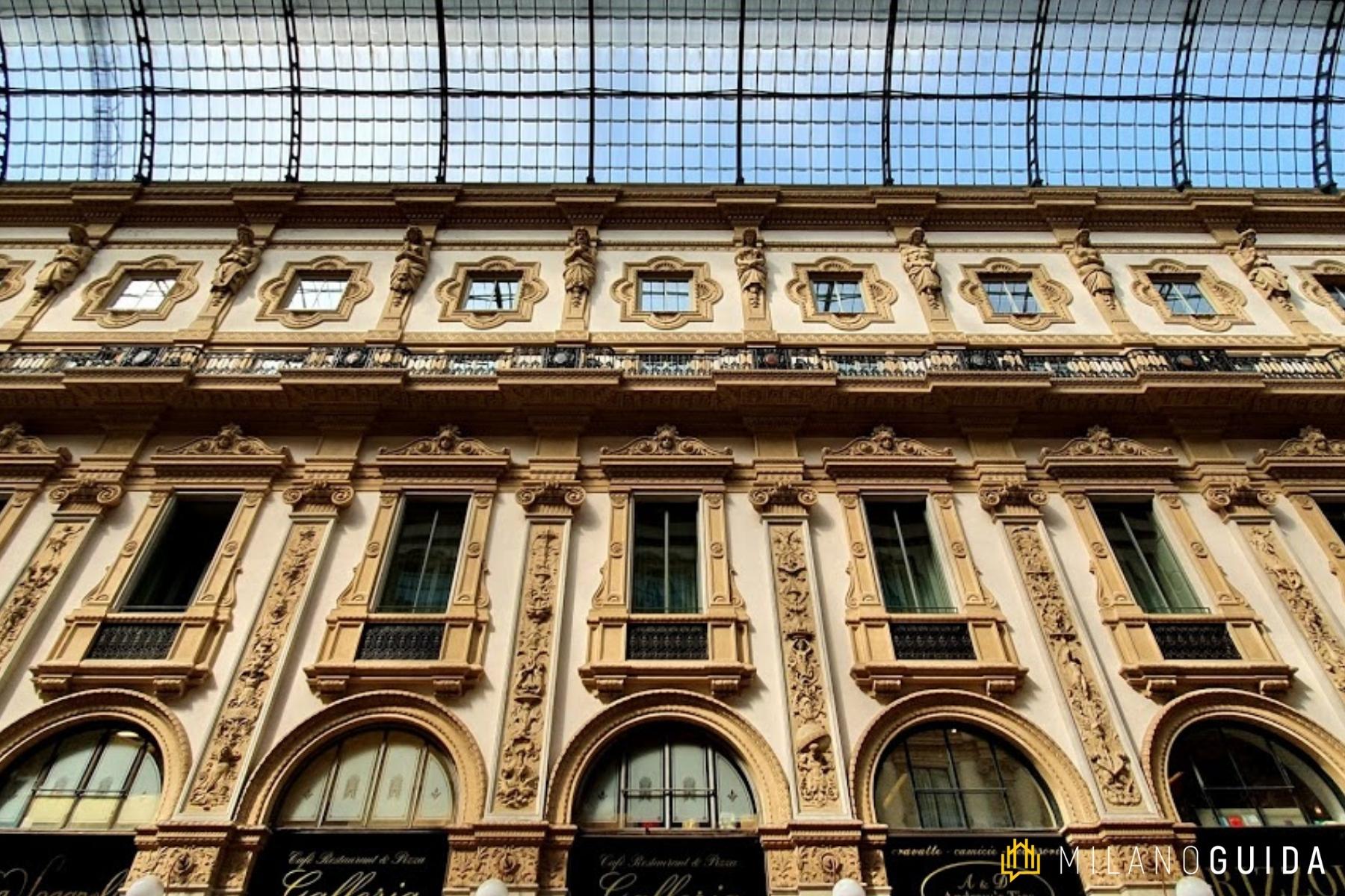 Visita guidata Galleria Vittorio Emanuele Milano