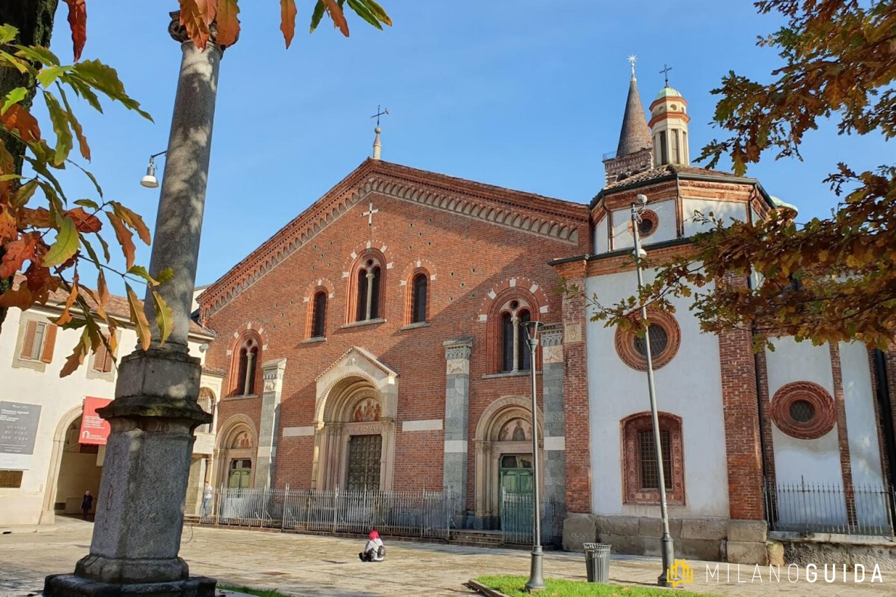 Visita guidata Basilica di Sant'Eustorgio