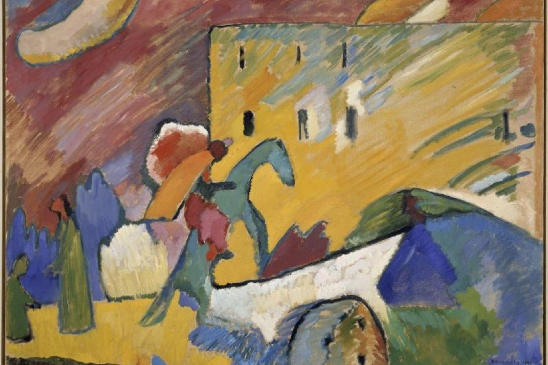 Mostra Kandinsky Milano