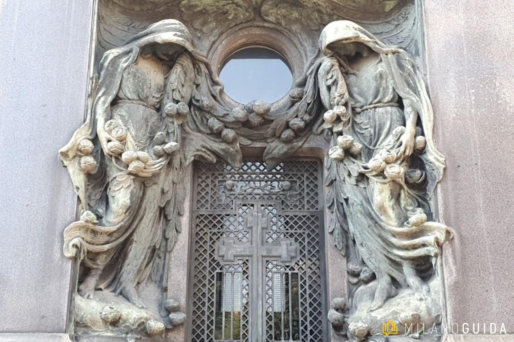 Visita guidata al Cimitero Monumentale: Il Liberty