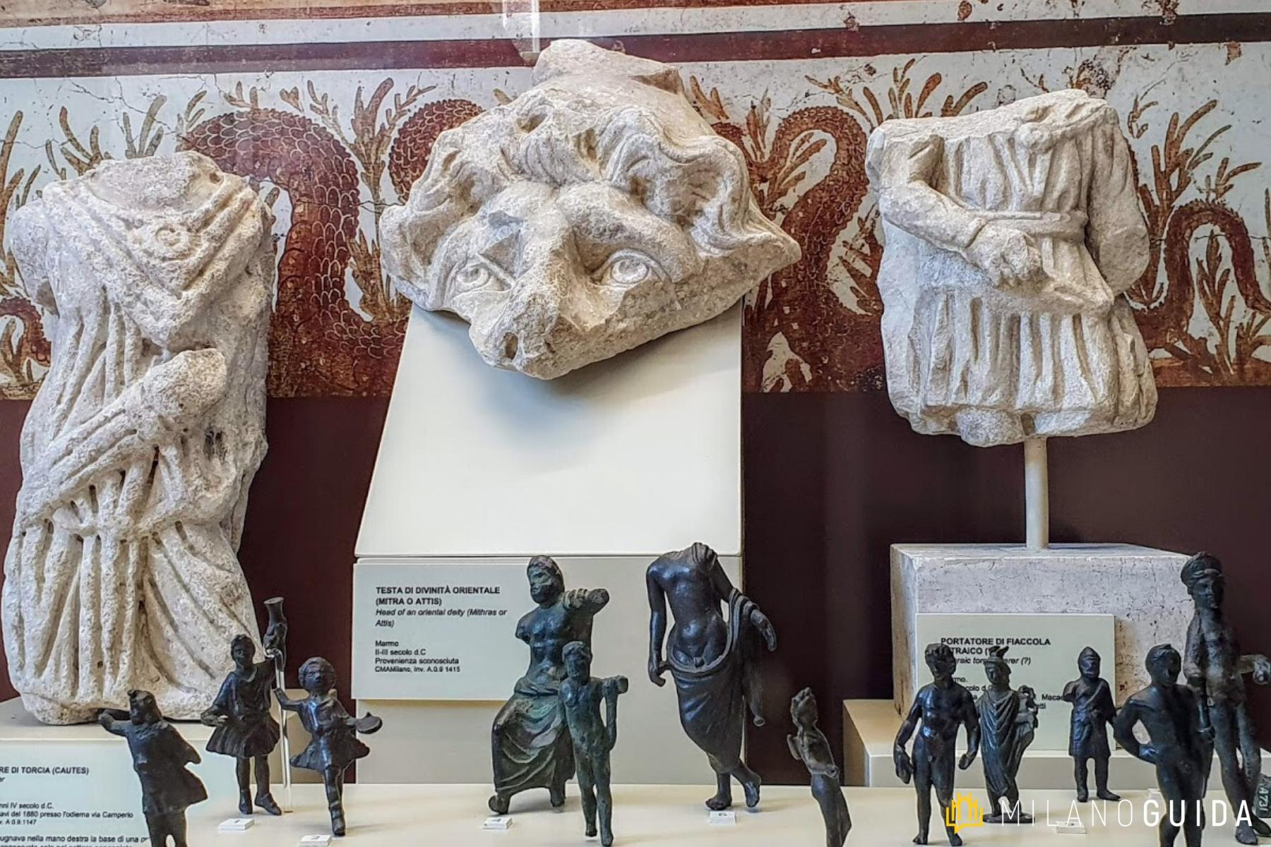 Visita guidata per bambini Museo Archeologico