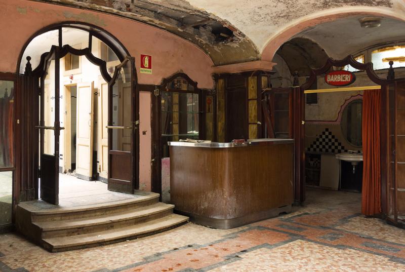 Connessioni Culturali: Albergo Diurno Venezia
