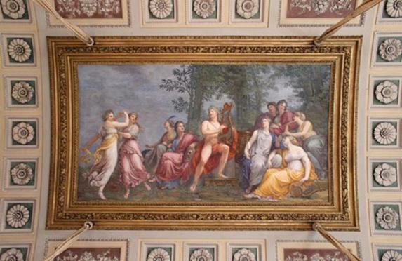 Mostra Andrea Appiani a Milano