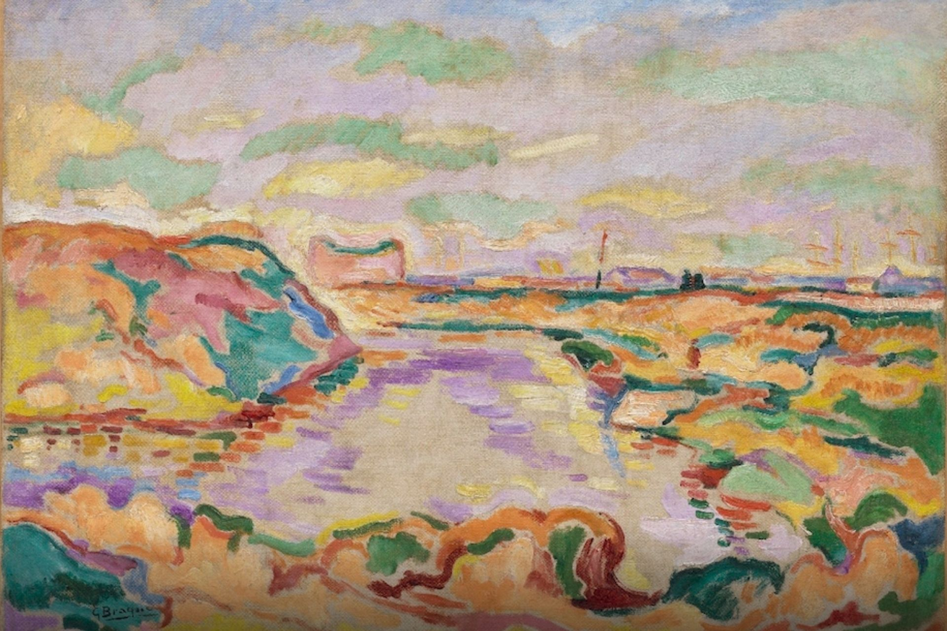 Mostra Thannhauser Guggenheim a Milano
