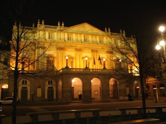 Visita guidata al Teatro alla Scala