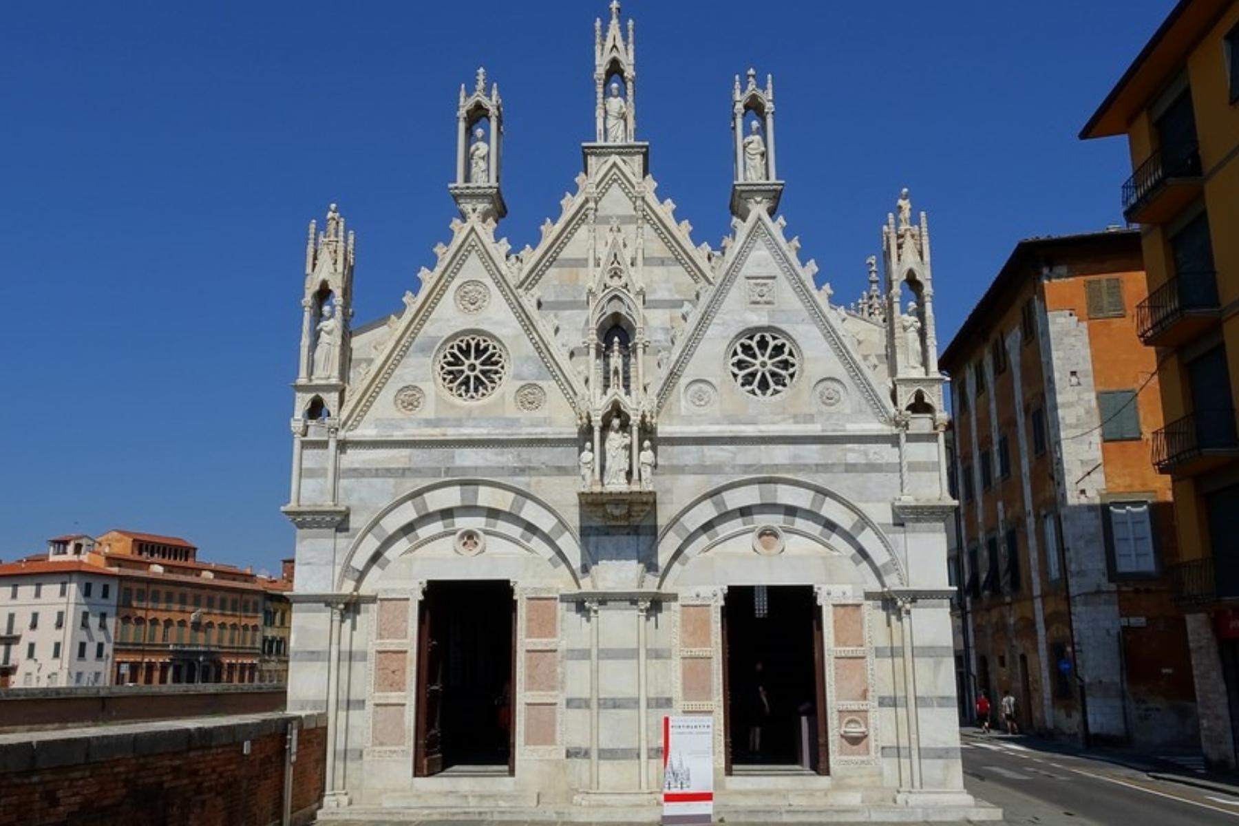 Viaggio a Pisa e Lucca