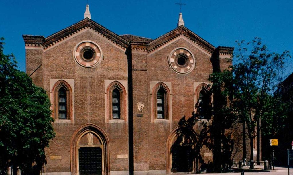 Visita guidata a Santa Maria Incoronata Milano