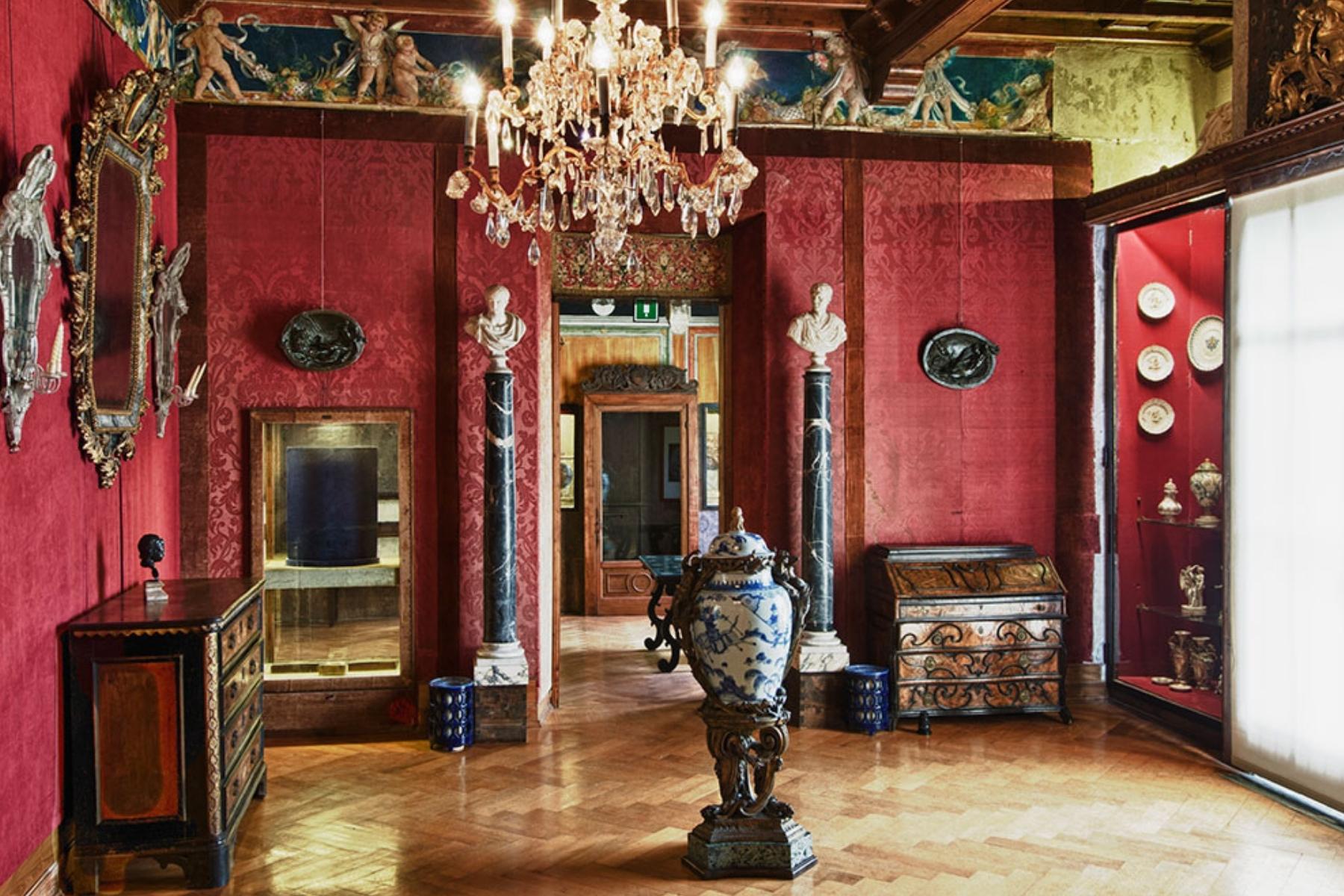 Visita guidata Casa Museo Pogliaghi
