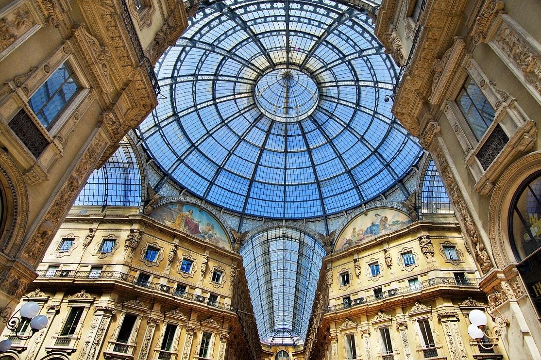 Mostra Galleria Milano