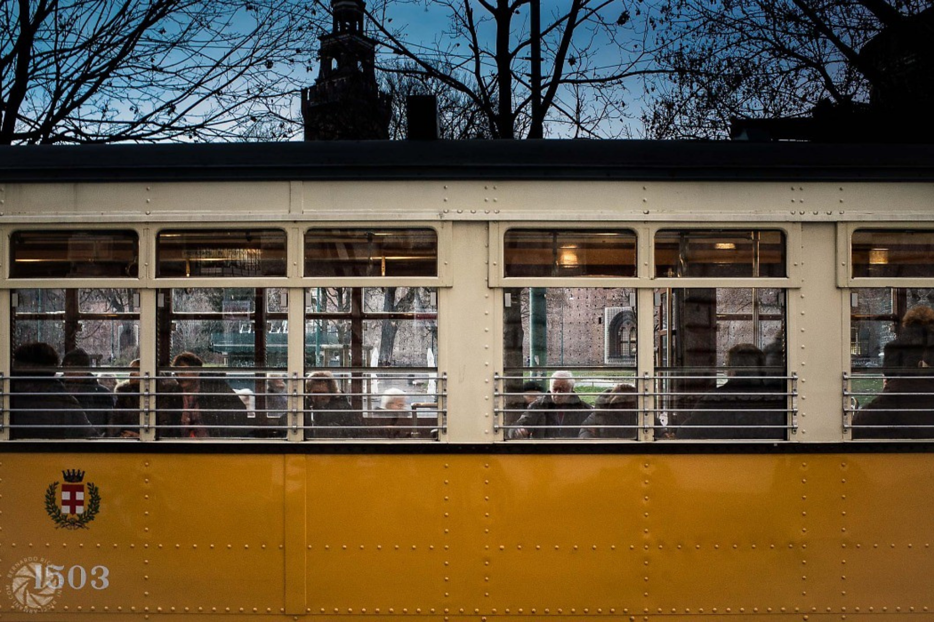 Visita guidata tram storico Milano