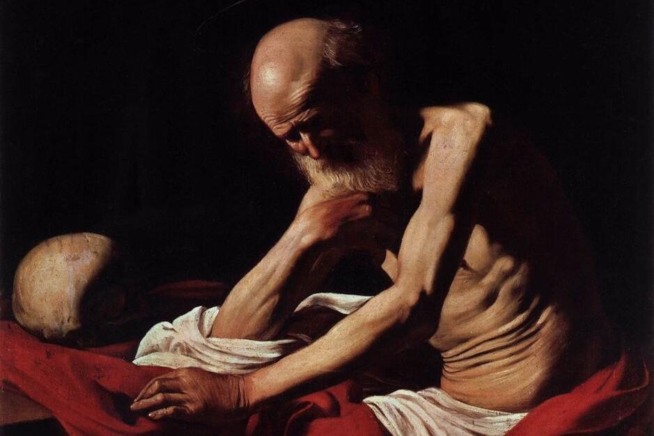 caravaggios paintings inspired - 1144×600