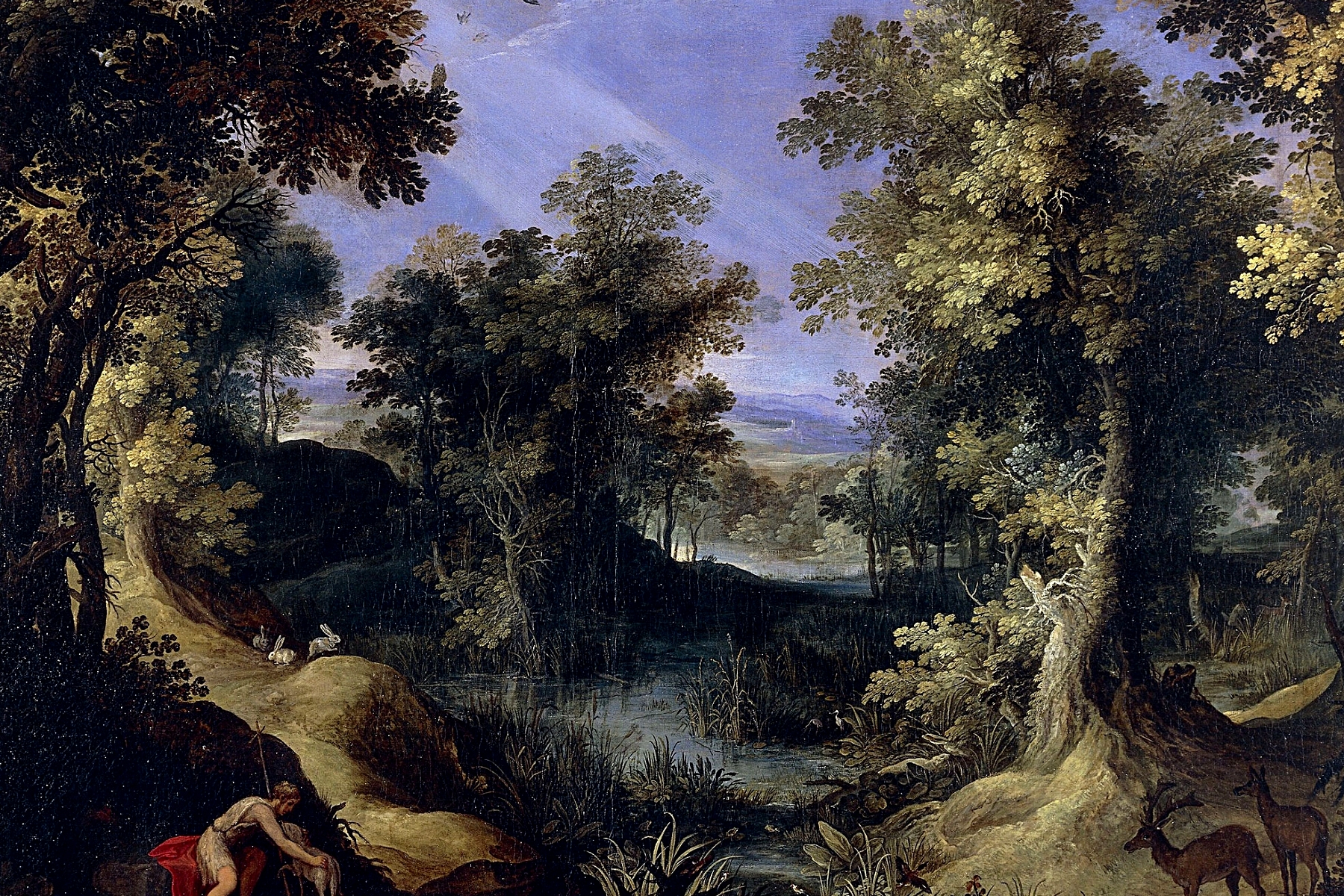 Pinacoteca Ambrosiana: Natura e paesaggio. Da Leonardo al Novecento