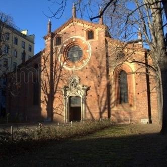 Visita guidata alla chiesa di San Pietro in Gessate