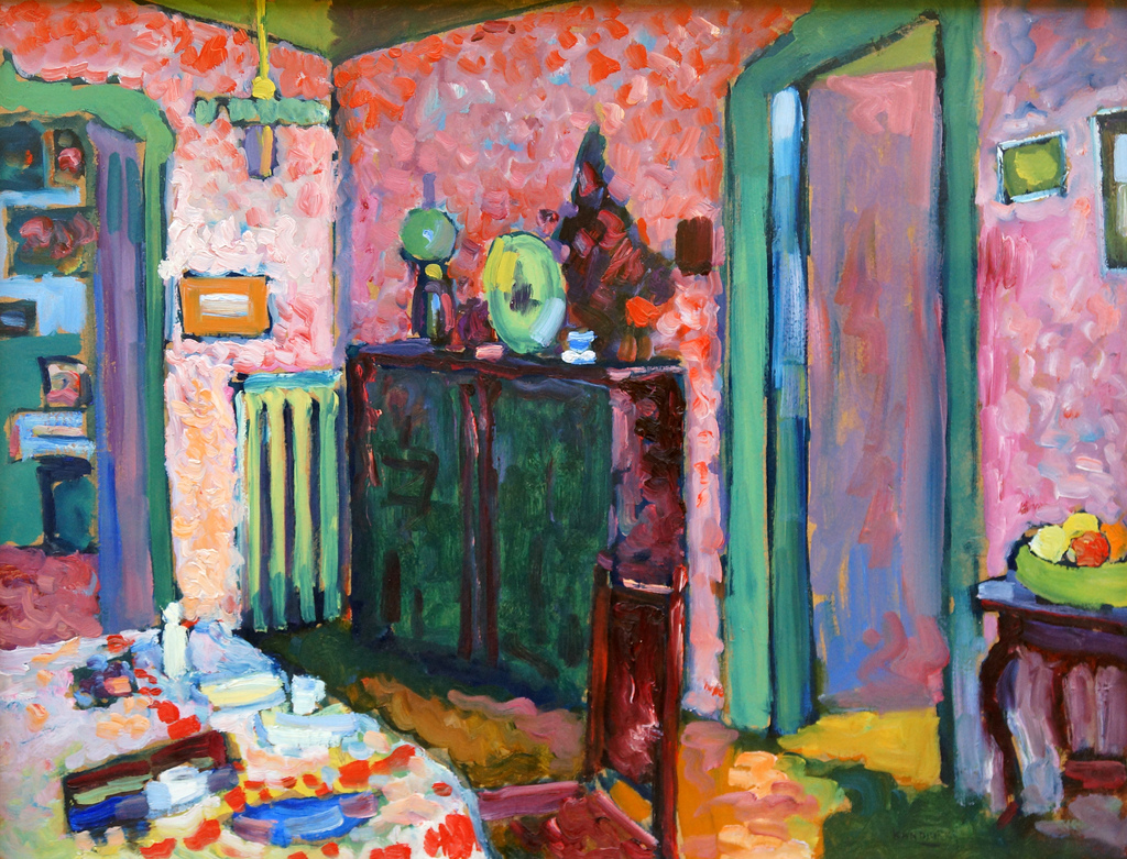 Mostra di Kandinsky a Milano
