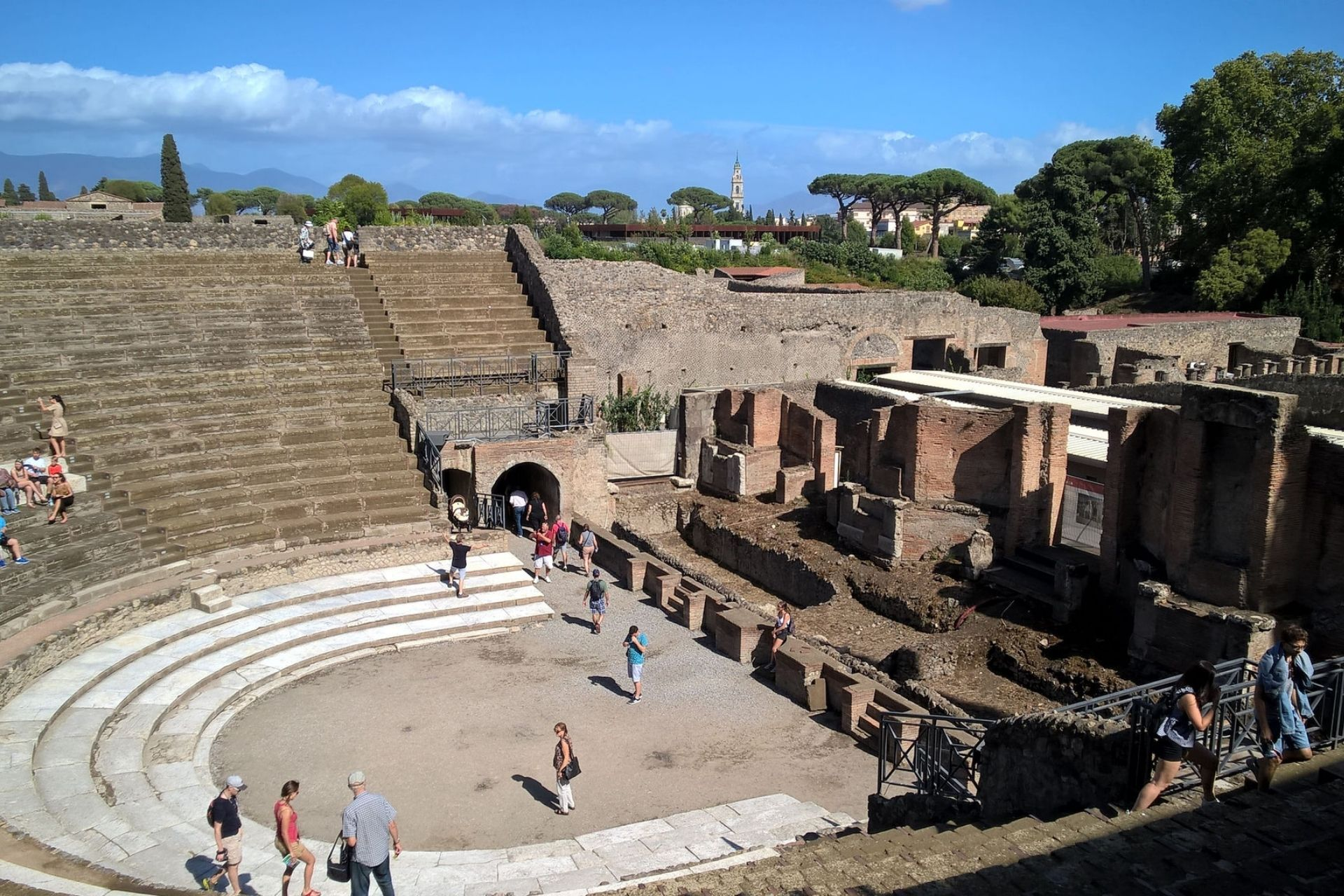 Viaggio a Napoli e Pompei