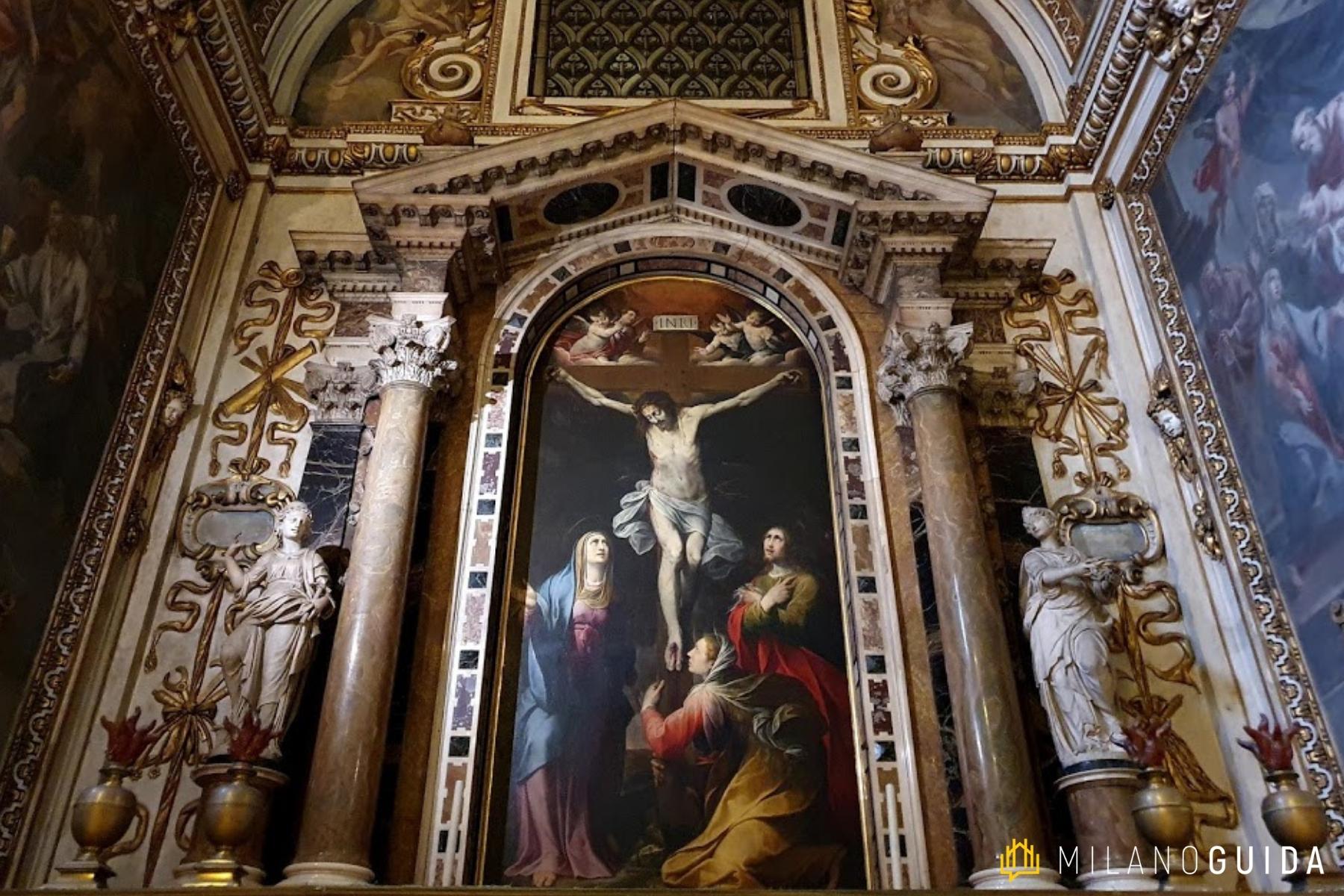Visita guidata chiesa di Sant'Alessandro