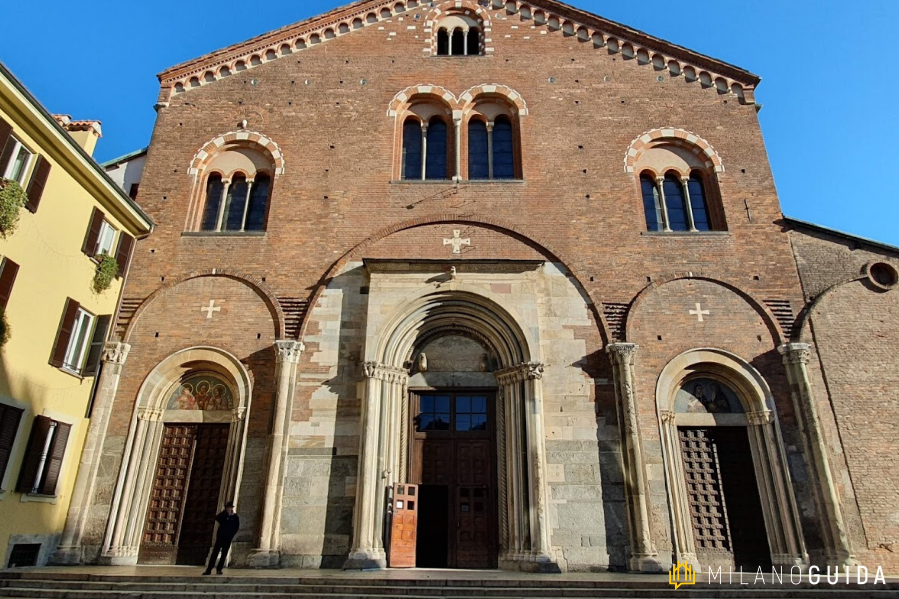 Visita guidata Basilica San Simpliciano