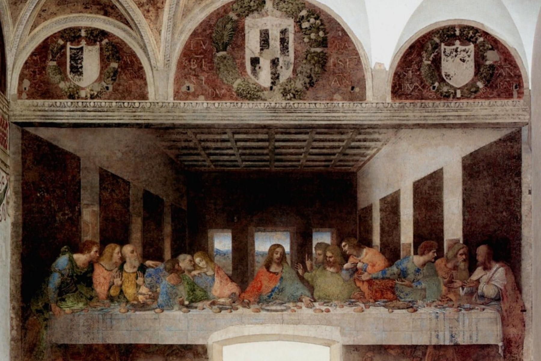 Visita guidata Cenacolo Leonardo