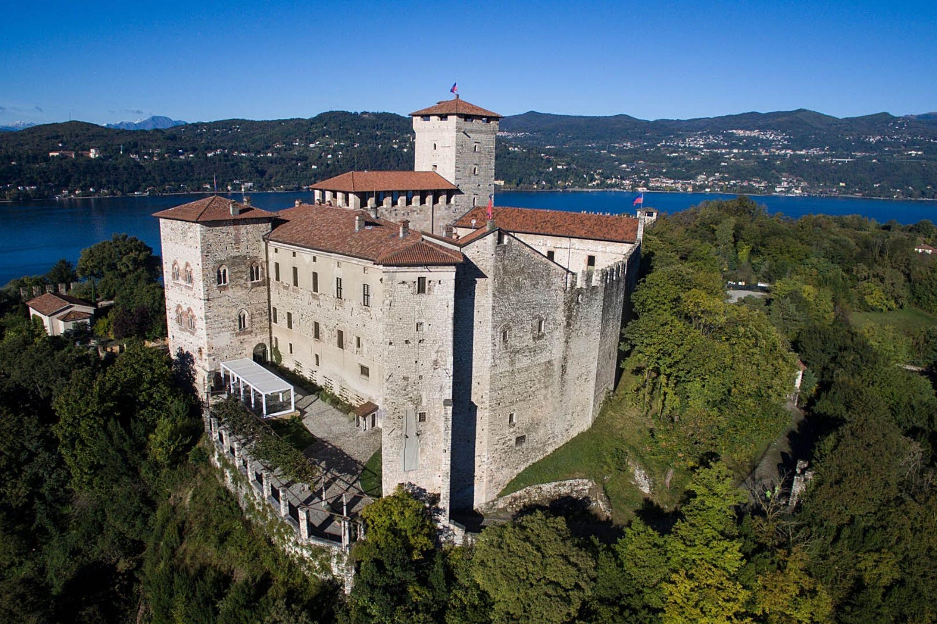 Visita guidata Rocca d'Angera