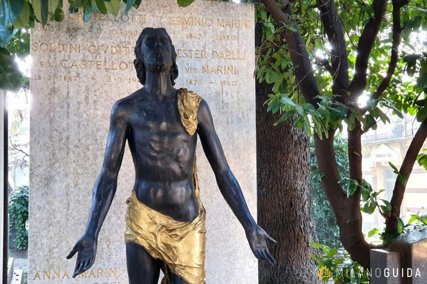 Visita guidata al Cimitero Monumentale: l'arte del Novecento