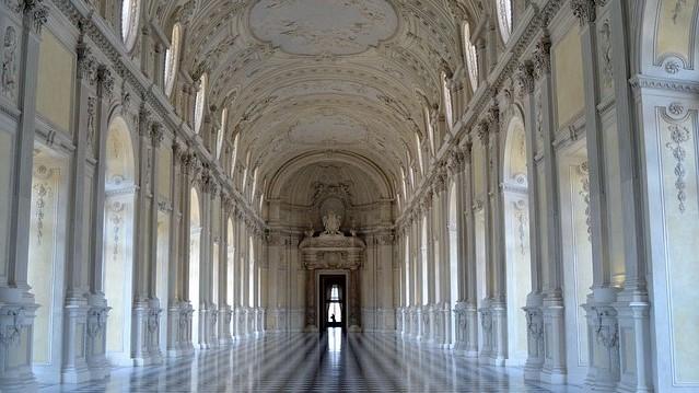 Torino, Sacra di San Michele e Reggia di Venaria