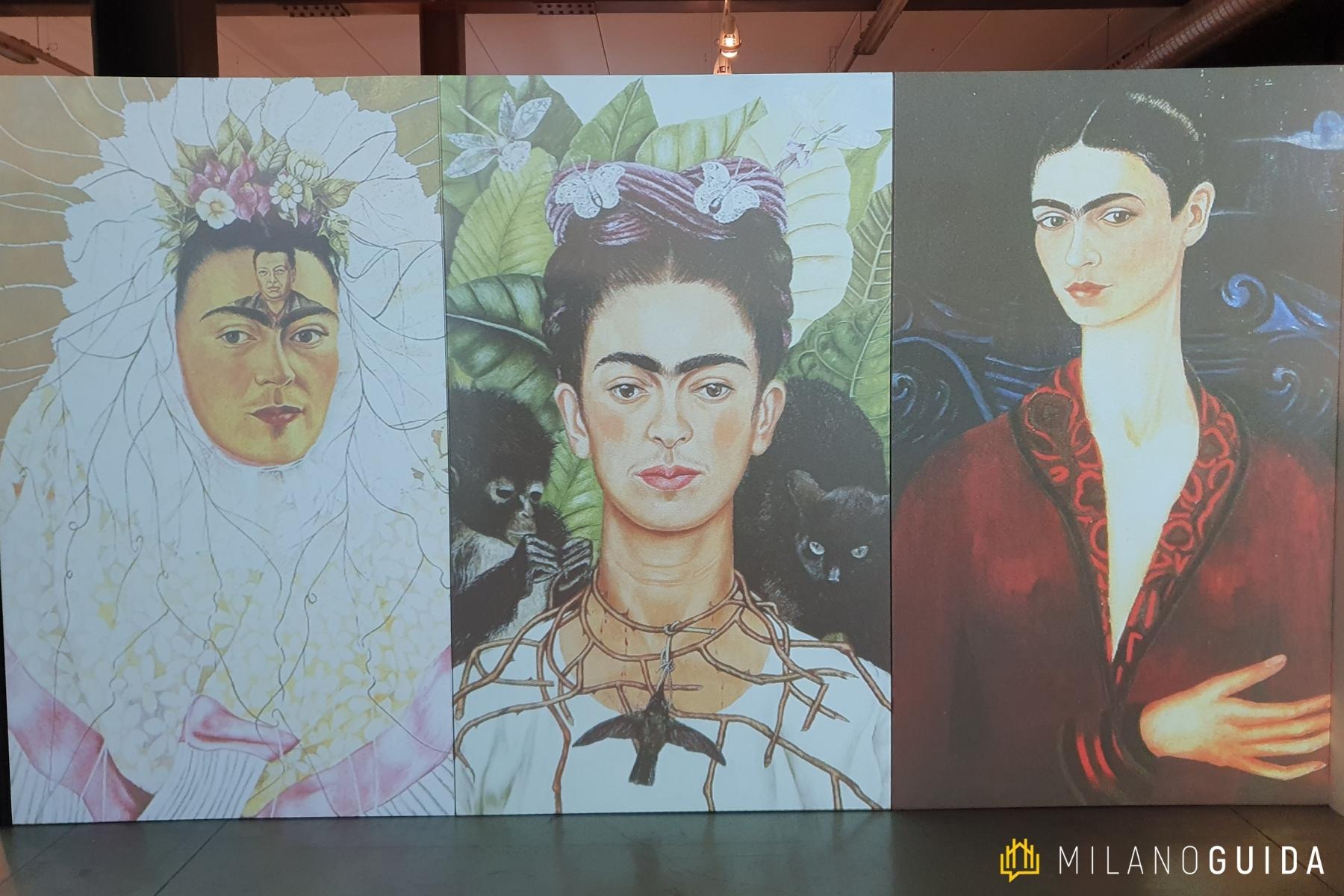 Mostra Frida Kahlo Milano