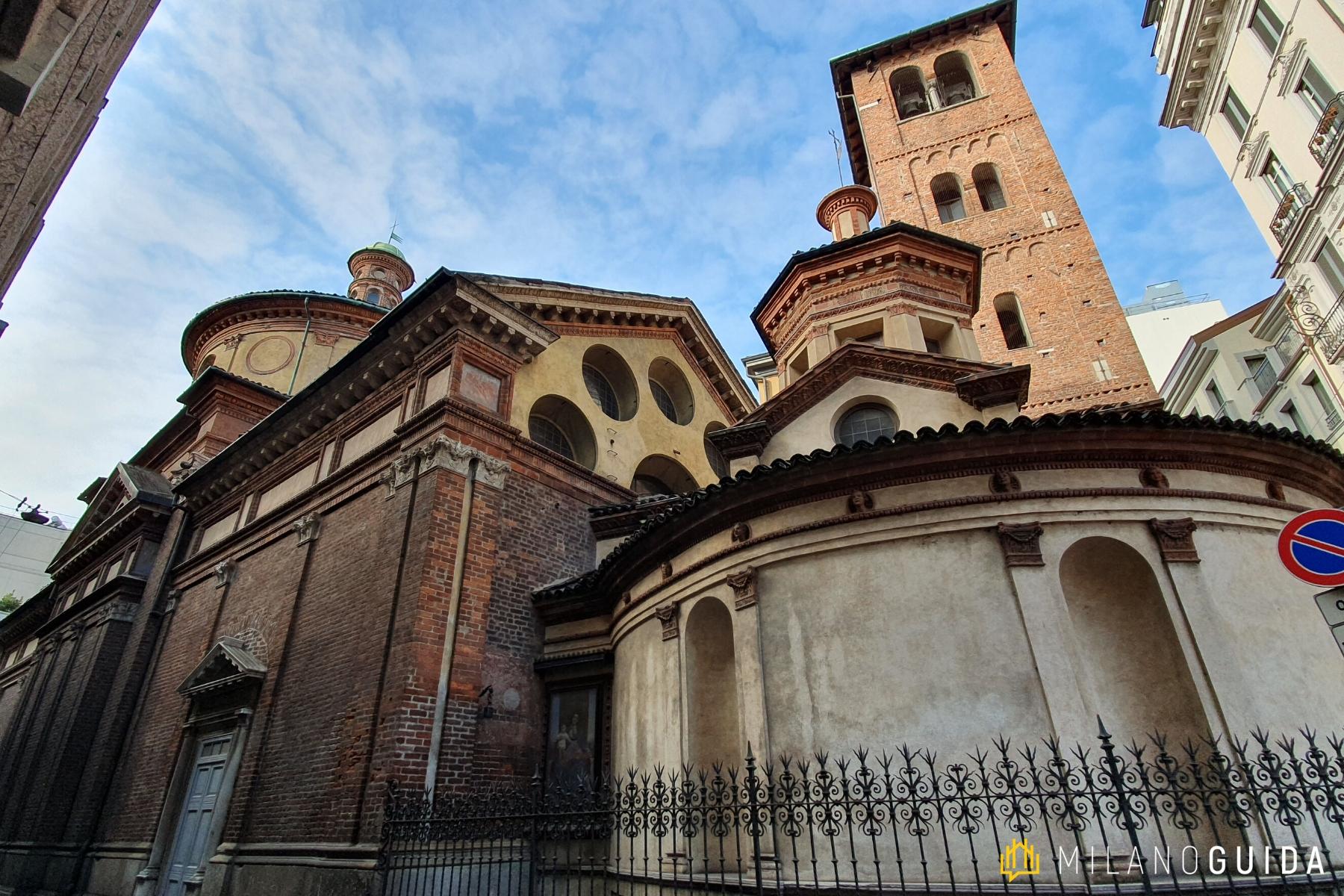 Visita guidata San Satiro Milano