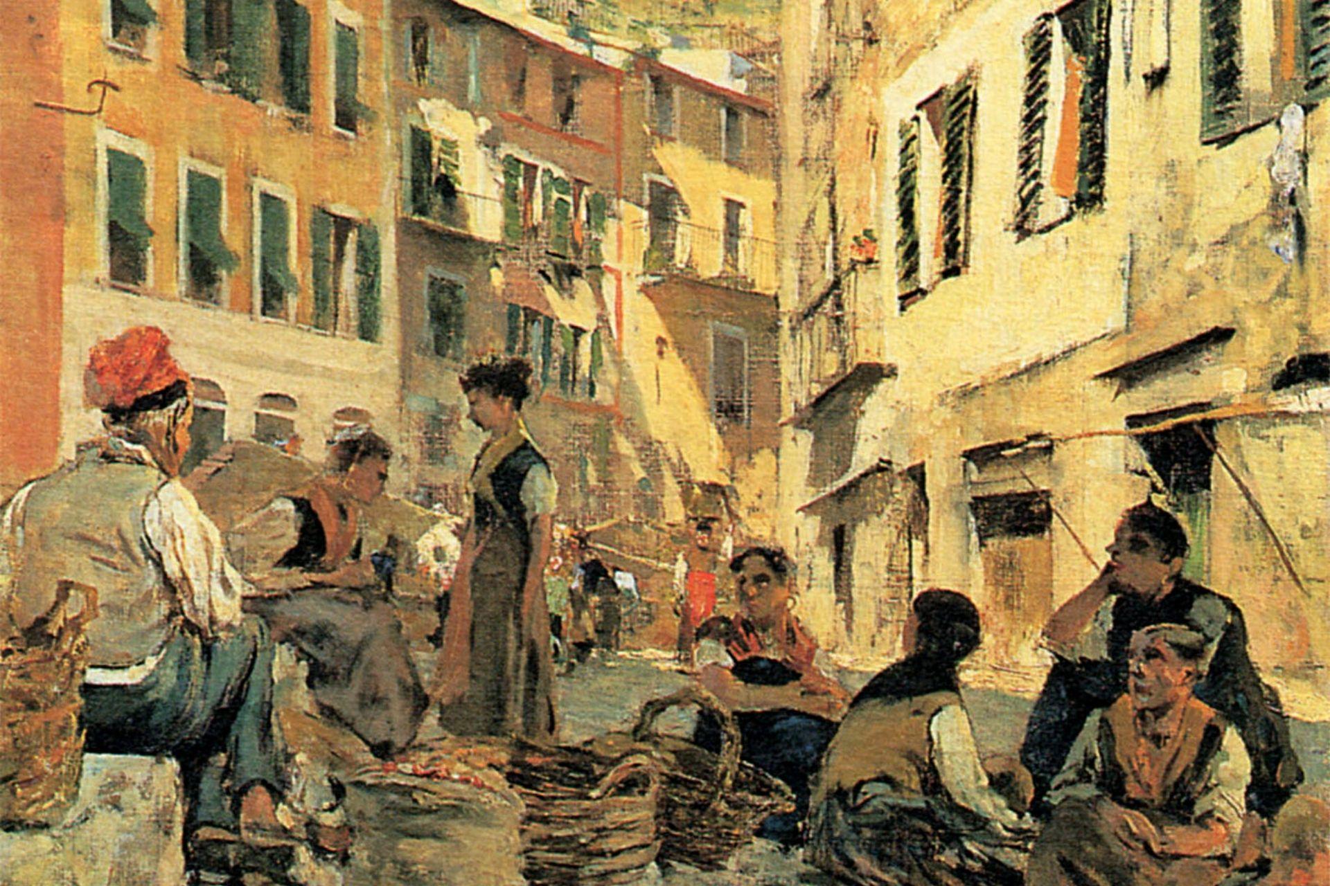 Mostra Macchiaioli Milano