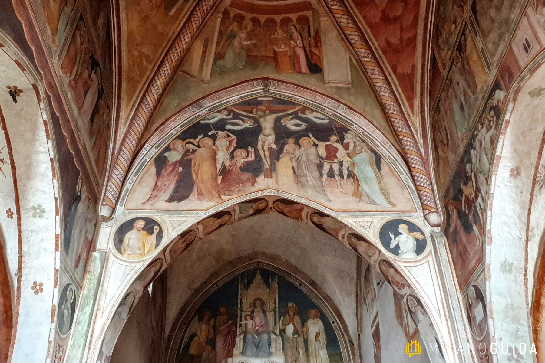 Visita guidata Abbazia Viboldone