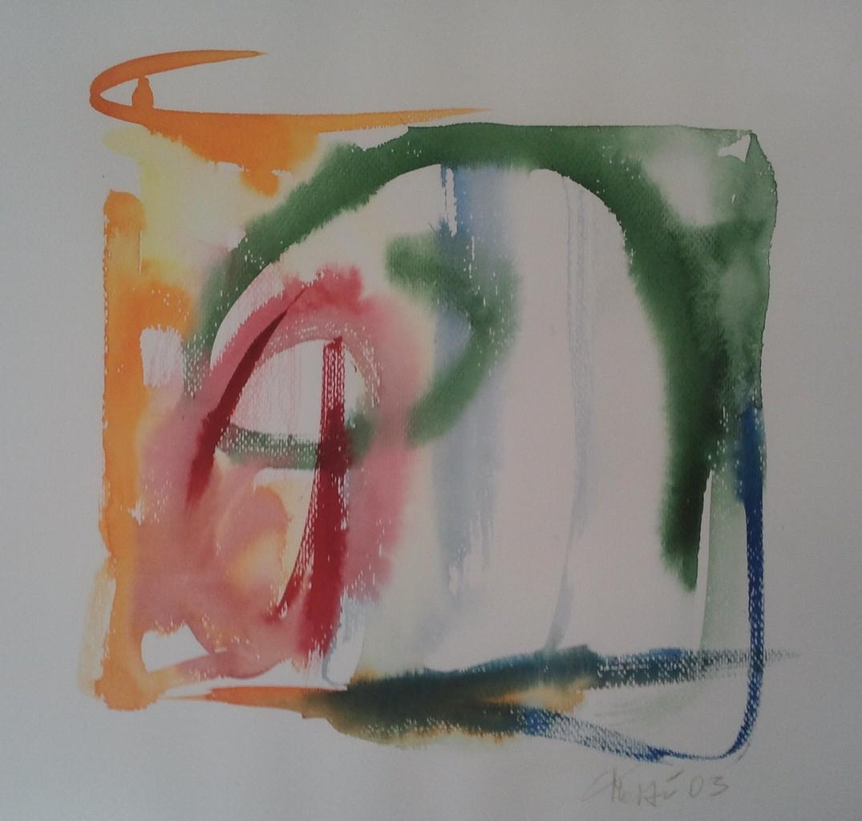 Carmen Marti - Pimiento (Papier, Aquarell, 2003)