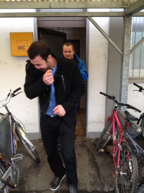 Tia auch Schweizer Toiletten können schlecht riechen!