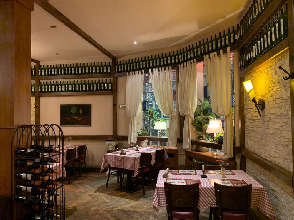 Deseado Restaurant und Steakhouse in Berlin