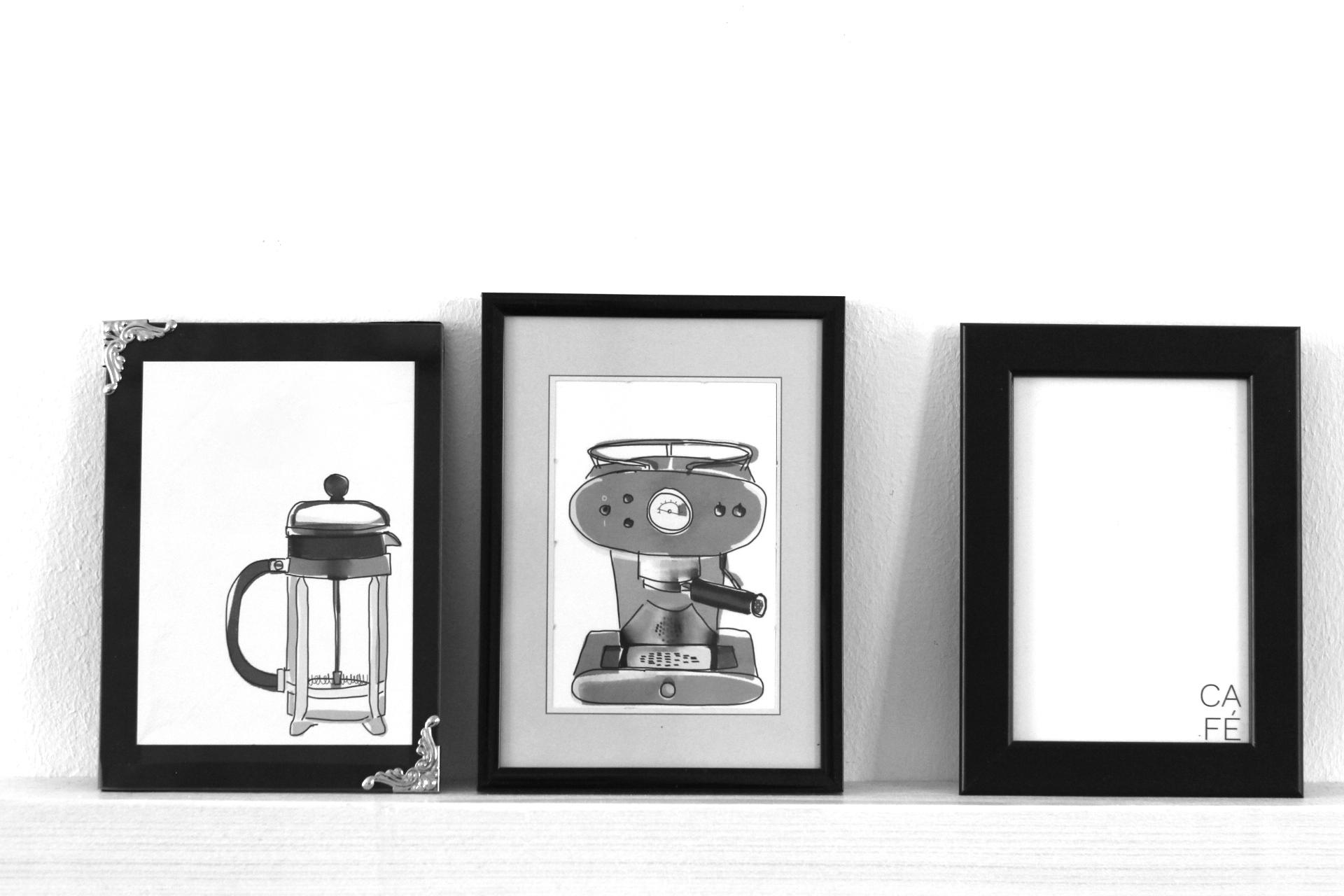 Coffee Poster Print