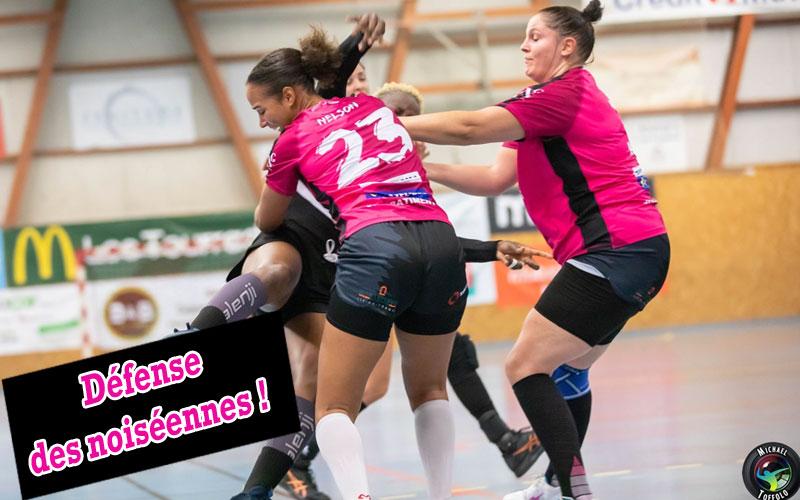 L'équipe de D2F de Noisy (Crédits : Aint-Denis Sport)