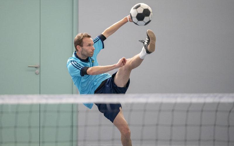 Tennis-ballon d'Emerainville   (Crédits : MES-Futnet)