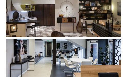Créa'Home : Une boutique, une galerie d'art, une agence