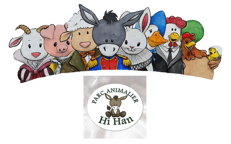 Le Parc Animalier Hi Han à Roissy-en-Brie