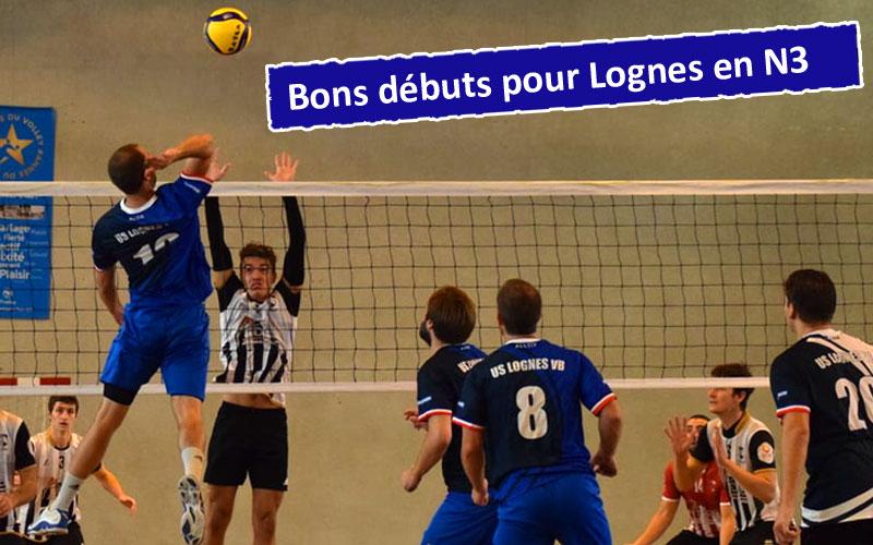 Crédits : US Lognes Volley ball
