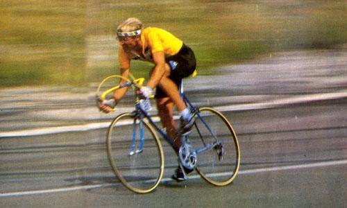 Laurent Fignon : de Lagny aux Champs-Elysées !